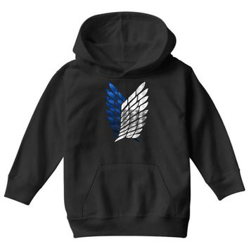 Attack On Titan Youth Hoodie