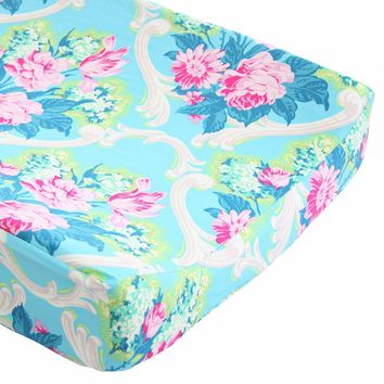 Caravelle Rose - Changing Pad Cover