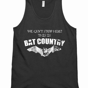 Hunter S. Thompson Bat Country Premium Tank Top
