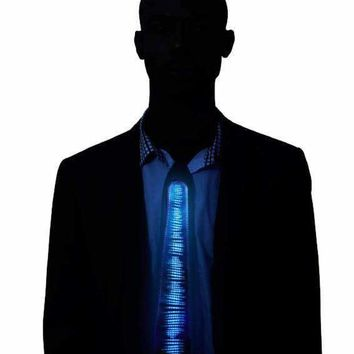Equalizer LED Tie Sound Activated