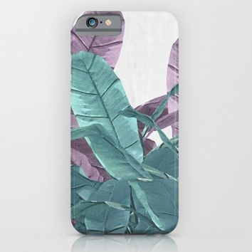 CONCRETE JUNGLE  iPhone & iPod Case by Nika
