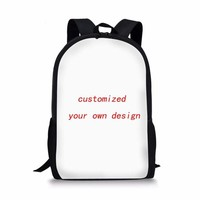 Boys Backpack Bag FORUDESIGNS 3D Doxie Dachshund Printing School Bags  for Teenager Cute Dog Schoolbag Girls Large Book Bag Satchel AT_61_4