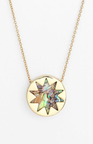 Womens house of harlow 1960 sunburst from nordstrom womens house of harlow 1960 sunburst pendant necklace mozeypictures Image collections