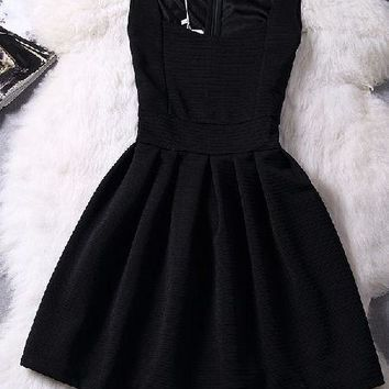Replica 1954 Vintage Mini Dress In The style of Audrey Hepburn - 2 Colors