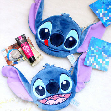 Lilo and Stitch Plush Small Purse
