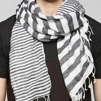 Multi-Stripe Scarf - Urban Outfitters
