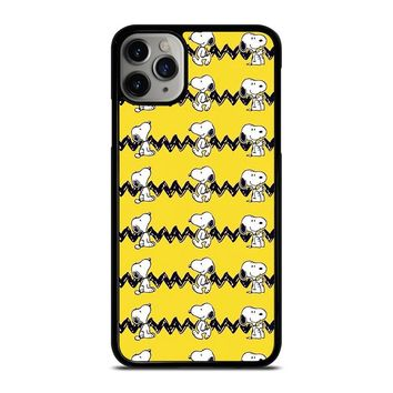 SNOOPY DOG COLLAGE iPhone Case Cover