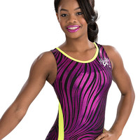 Gabby Curvaceous Sport Tank Leotard from GK Elite