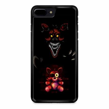 Five Nights At Freddy Fnaf 4 Nightmare Foxy iPhone 8 Plus Case