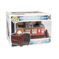 Funko Harry Potter Pop! Rides Hogwarts Express Carriage With Hermione Granger Vinyl Vehicle