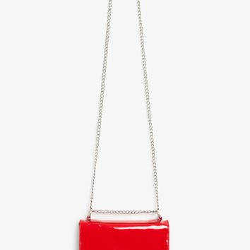 Envelope flap bag - Red dragon - Bags, wallets & belts - Monki GB