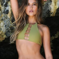 Free People Strappy Halter Top