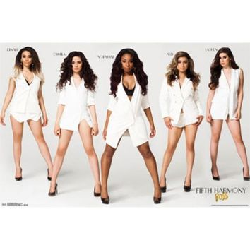 Walmart: Fifth Harmony - Stance Poster Print (22 x 34)