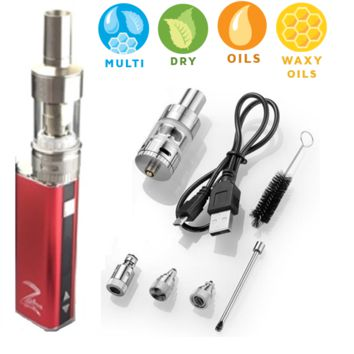 Z-Advance 23Wat 3 in 1 Mini mod KIT - Red