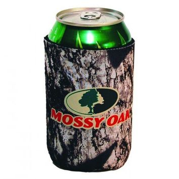 Camo Mossy Oak Breakup Koozie Drink Can Hugger Camouflage Neoprene Havercamp