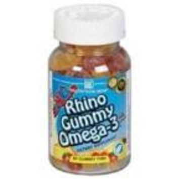 Nutrition Now Rhino Chewy Omega-3 (1x60 Ct)