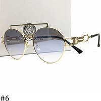 Versace men and women fashion wild sunglasses metal frame color film glasses F-AJIN-BCYJSH #6