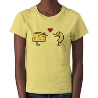 Macaroni & Cheese T-shirt from Zazzle.com