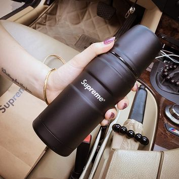 Supreme 350 ML Creative stainless steel insulation cup vacuum cup Bottle Best gift