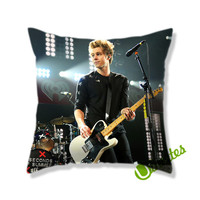 Luke Hemmings 5sos (2) Square Pillow Cover