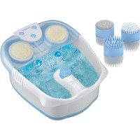 Conair Waterfall Foot Spa with Lights, Bubbles, and Heat