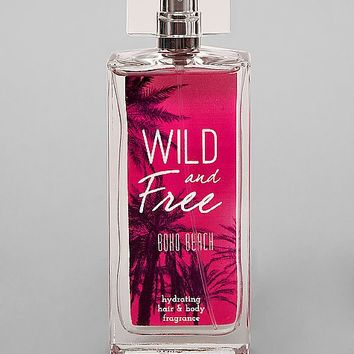 Wild and Free Boho Beach Fragrance