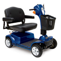 Maxima Bariatric 4-Wheel Scooter SC940 - Pride Mobility 4-Wheel Full Size Scooters | TopMobility.com