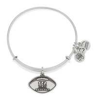 Cincinnati Bengals Football Charm Bangle