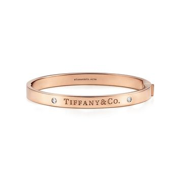 Tiffany & Co. - Hinged Bangle