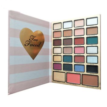 too faced27 colors eyeshadow