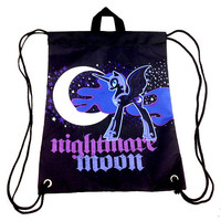 "My Little Pony Drawstring Bag ""Nightmare Moon"""