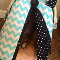 Boy Carseat canopy free shipping