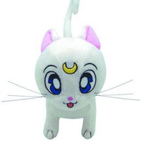 Artemis Plush 6.5 Inch Sailor Moon Great Eastern Entertainment