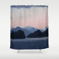 Soon it Will Be Day Shower Curtain by Lena Photo Art