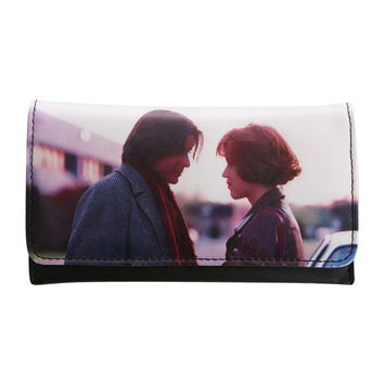 The Breakfast Club Flap Wallet