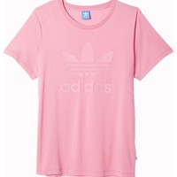 adidas originals Boyfriend Trefoil Tee buy and offers on Dressinn