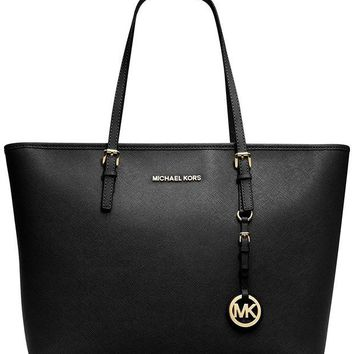 ONETOW Michael Kors Handbag Jet Set Travel Medium Travel Tote