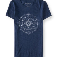 Moon Phase Graphic T - Aeropostale