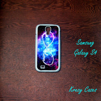 Samsung Galaxy S4 Case,Forever love - infinity Nebula Samsung Galaxy S4/S3 Phone case,  Samsung Galaxy S3 Cases, Galaxy S4/ S3 case