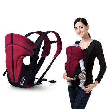 Beth Bear Child Baby Carrier Mochila Infant Stroller Backpack Padded Belt Suspender Adjustable Maternal Baby Shoulder Strap #