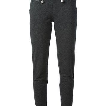 Moncler Skinny Track Pant