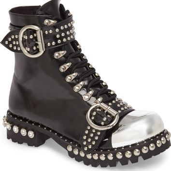 Jeffrey Campbell Gustine Studded Boot (Women) | Nordstrom