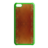 Wooden Surface iPhone 5C Case