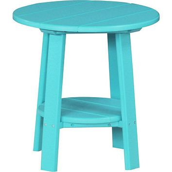LuxCraft Recycled Plastic Deluxe End Table