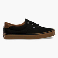 Vans C&L Era 59 Mens Shoes Black/Classic Gum  In Sizes