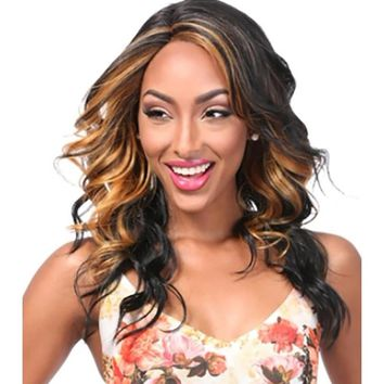 LACE FRONT WIG WAVY LOOSE CURL (BROOKE)