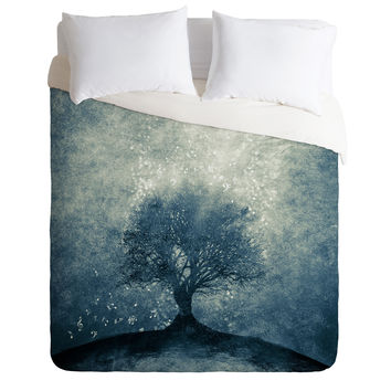 Viviana Gonzalez Songs From The Sea Duvet Cover