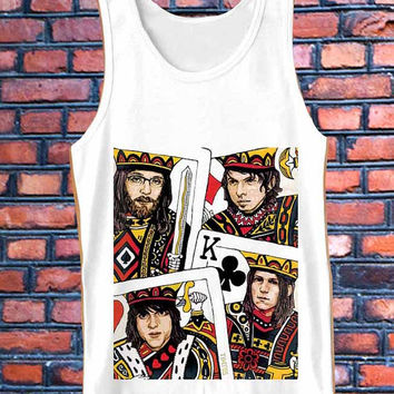 Kings Of Leon  best Tank Top Mens and Girls