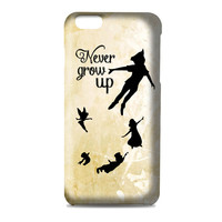 Peter Pan Never Grow Up 2 disney 3D Iphone | 4s | 5s | 5c | 6s | 6s Plus | Case