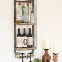 wire bar storage